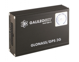 Автомобильный GPS-трекер GALILEOSKY ГЛОНАСС/GPS v5.0